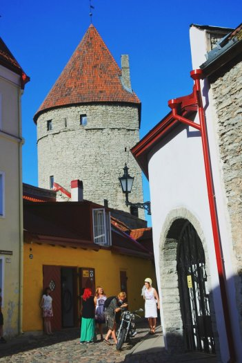 Eppingi Tower. (Tallinn, 2018)