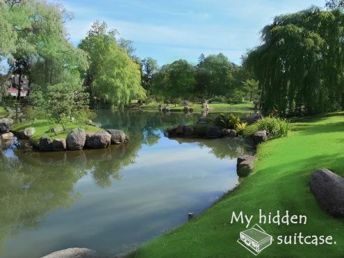 Japanese Garden. (Tallinn, 2018)