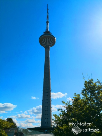 Tallinn TV Tower. (Tallinn, 2018)