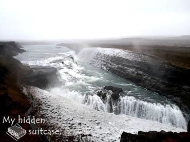 Gullfoss waterfall. (Iceland, 2018)