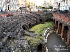 Arena. (Catania, 2019)