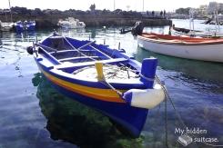Boat. (Catania, 2019)