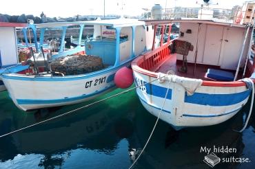 Boats. (Catania, 2019)