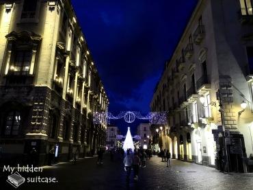 Catania by nigth. (Catania, 2019)