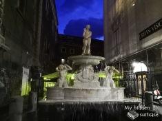 Fontana dell'Amenano. (Catania, 2019)