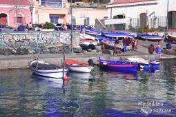 Harbor. (Catania, 2019)