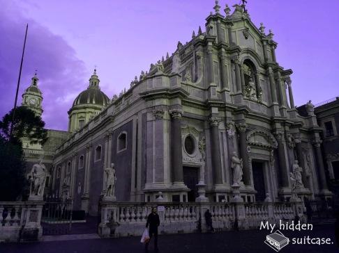 S. Agata Cathedral. (Catania, 2019)