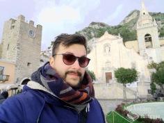 Jacopocus on the road: Taormina. (Taormina, 2019)